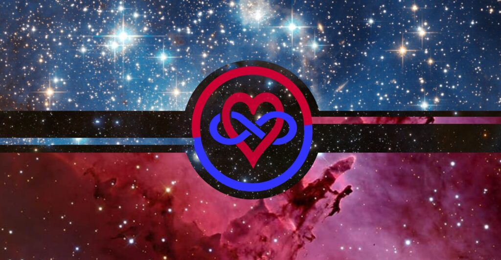 Space Polyamory Flag